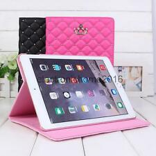 Stand Leather Case with Ultra-thin Wireless Bluetooth Keyboard for iPad Air 2
