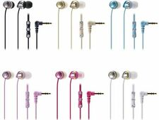 audio technica ATH-CKF505 In-Ear Headphones 6 Color Variations NEW from Japan