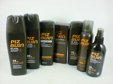 Piz Buin In Sun Moisturising Sun Lotion SPF10,  15, 30, 50+++200ml