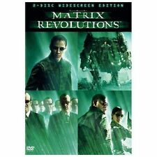 The Matrix Revolutions (DVD, 2004, 2-Disc Widescreen Edition)