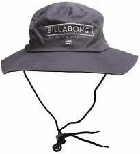 Men's Billabong Big John Wide Brimmed Sun Hat. Size L. NWOT, RRP $29.99.