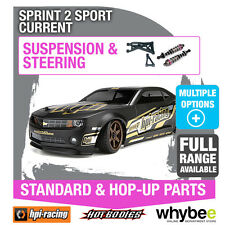 HPI SPRINT 2 SPORT [CURRENT KITS] [Steering & Suspension] New HPi Parts!