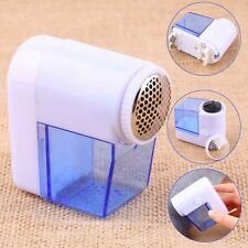Electric Mini Fuzz Cloth Pill Lint Remover Wool Sweater Fabric Shaver Trimmer QV