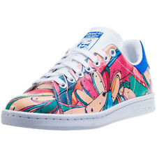 adidas Stan Smith W Womens Trainers Multicolour New Shoes