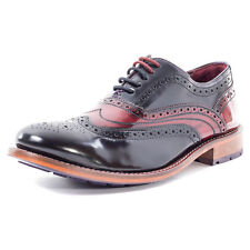 Ted Baker Krelly 2 Mens Brogues Black Red New Shoes