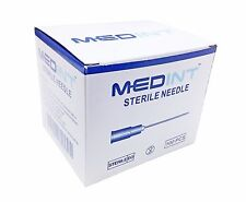 300 Pcs Needles Hypodermic Needle Box Hipodermic Aguja Medint All Variations