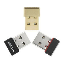 150/300Mbps Mini USB WiFi Wireless Adapter Dongle Network LAN Card 802.11n/g/b B