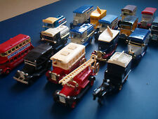 LLEDO DIE-CAST VEHICLES 1960/80 ~ click HERE to browse or order