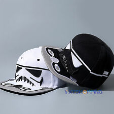 Fashion Men Women Star Wars Baseball Cap Snapback Hip Hop Sports Adjustable Hat