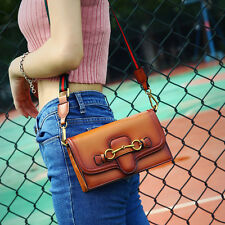 Women's Mini Bag Hand Bag Shoulder Bag Cross Bag Mailer Bag PU Vintage