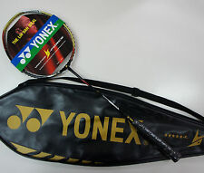 YONEX Voltric LD Force Badminton Racquet, Lin Dan's Rio Racket, Choice of String