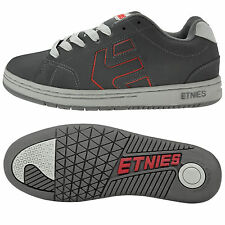 ETNIES MENS CINCH SMU SHOES - NEW CASUAL WEAR TRAINERS SNEAKERS SPORT LEATHER