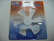 "12 Volt Fan Blade/Fits Rooftop Vents - Counterclockwise w/ ""D"" Hole 1/8"""