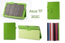 PU Leather Stand Case Cover Protector F ASUS Transformer Pad TF0301C TF103C K010
