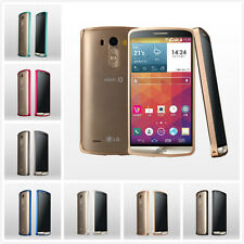 Arcuate Aluminum Alloy Metal Frame Bumper Case Cover Protector For LG Optimus G3