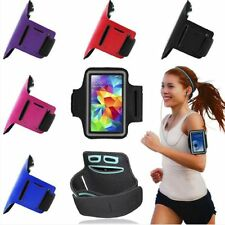 Sport Running Jogging Gym Armband Arm Band Case Protector Holder F Samsung phone