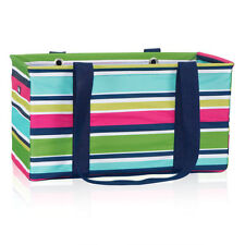 NEW Thirty One 31 Medium Utility Tote - Preppy Pop