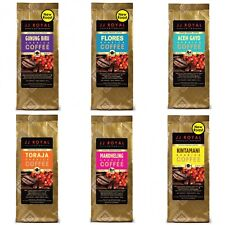 Fresh JJ Royal Premium Specialty Grade 1 Arabica Ground Coffee Beans 200gr/7 oz