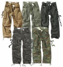 SURPLUS VINTAGE FATIGUE COMBAT TROUSERS US ARMY WORKWEAR CARGO PANTS