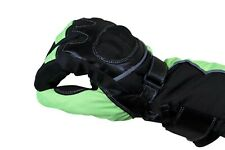 Motorcycle Leather Winter Thinsulate Carbon Fiber Waterproof Gloves UM-114