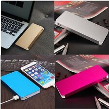 Ultrathin 10000mAh Portable External Battery Charger Power Bank for Cell Phone#g