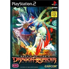 Used PS2 Breath of Fire V: Dragon Quarter Japan Import