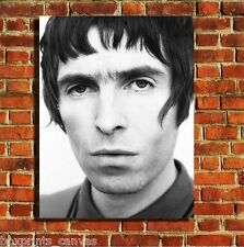 LIAM GALLAGHER OASIS CANVAS WALL POP ART BOX PRINT PICTURE SMALL/MEDIUM/LARGE