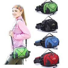 New Waterproof Running Belt Bum Waist Pouch Fanny Pack Sport Hiking Shoulder Bag