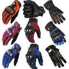 Motocross Racing Motorcycle Riding Gloves Motorbike Cycling Full Finger Gloves