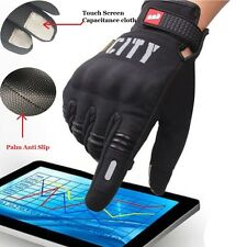 Touchscreen Gloves Motocross Motorcycle Cycling Riding Racing Full Finger Gloves
