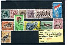 GB Commonwealth - Africa Stamps