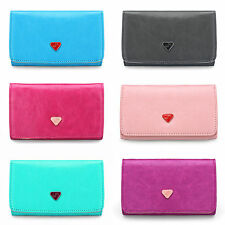 Womens Envelope Leather Wallet Phone Card Holder Case Purse Clutch Pouch Handbag