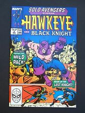 Solo Avengers Starring Hawkeye #1 #4 #5 #6 Lot of 4 VF High Grade Marvel Comics