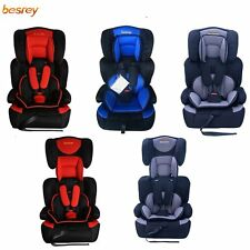 Booster Seat Baby Car Seat Child Kids Toddlers Adjustable Safety Infant Cushion