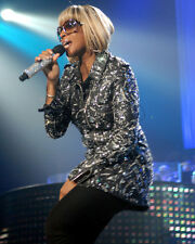 Mary J. Blige Color Poster or Photo