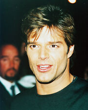 Ricky Martin Color Poster or Photo