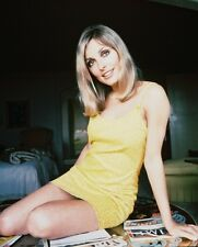 Sharon Tate Color Photo Poster or Photo Stunning 1960's Pin Up Glamour Shoot