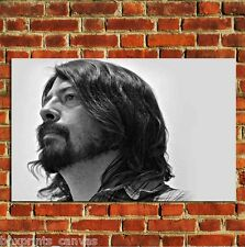 DAVE GROHL FOO FIGHTERS ROCK POSTER ART WALL PRINT PICTURE LARGE A4 A3 A2