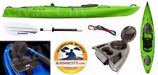 Wilderness Systems Pungo 120 Kayak - Paddle Package - Lime