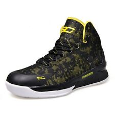 New Mens Basketball Shoes Outdoor Hiking Athletic Running Casual Shock Absorbing