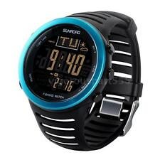 Sunroad Digital Fishing Watch Barometer Altimeter Thermometer New 2016 B3A5