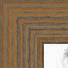 ArtToFrames 1.75 Inch Maple Distressed Wood Picture Poster Frame 82223 LG