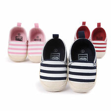 Security Newborn Baby Shoes Soft Bottom Toddler Shoes Baby Shoes Stripes
