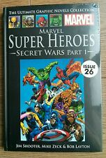 Marvel Ultimate Graphic Novel Collection Vol 6 # 26 Secret Wars (Part 1)