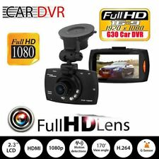 1080P Night Vision Car DVR Vehicle Camera Video Recorder Dash Cam SD card New MC