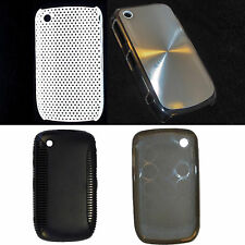 Various Cover Case for Blackberry Curve 8520 8530 9300 9330 to Scratches Protect