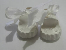 """*SALE* Cinderella dolls shoes booties moccasins fit Palitoy 12"""" teeny tiny tears"""