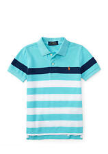 NWT Boys Ralph Lauren Blue Polo Shirt age 2 years, 3 years or 4 years