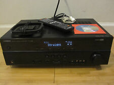 Yamaha HTR 3063 5.1 Channel 500 Watt Receiver with Remote Free Shipping Bundle