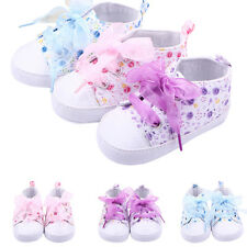 Hot Baby Boots Girls Lace Up Soft Sole Crib Sneakers Shoes Toddler Shoes gt